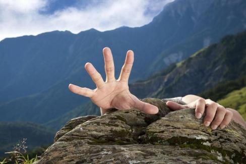 Kā pa kalniem: piedzīvojot neveiksmi garīgajā dzīvē
