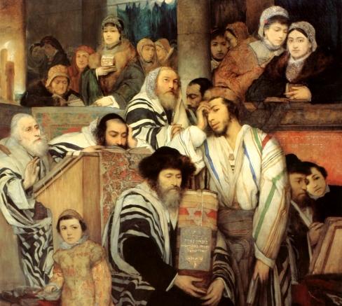 Katoļu Baznīca pret ebreju grautiņiem
