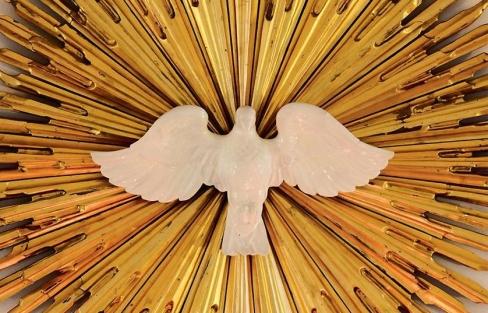 Neuztvert Svēto Garu pagāniski