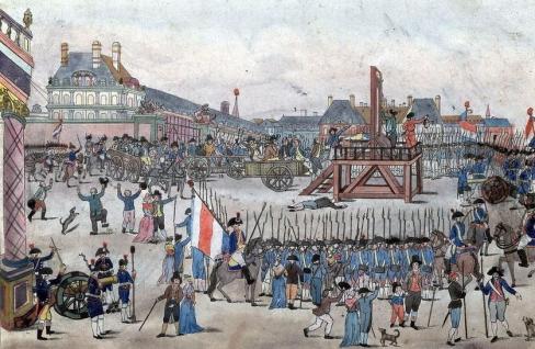 """Ideoloģiskais karš pret Baznīcu. Franču revolūcijas """"ieguldījums"""""""