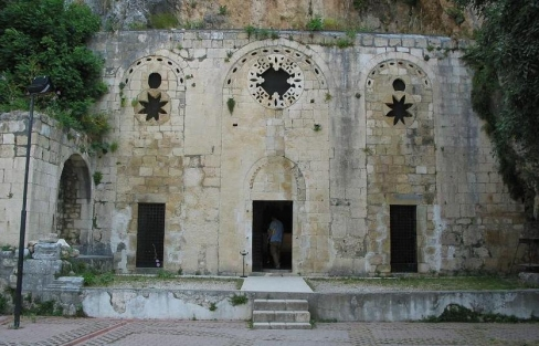 Vai šī ala Turcijā ir vieta, kur svētais Pēteris celebrēja Svēto Misi?