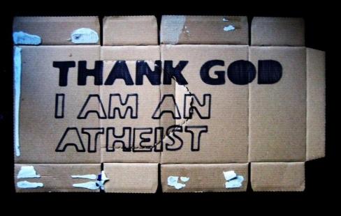 Ateisms kā izkropļota cilvēka vīzija