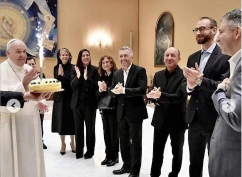 Pāvests Francisks veicina homoherēziju