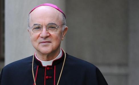 Jauna intervija: Arhibīskaps Vigano, apspriežot Lielo Resetu, dod cerību Fatimas Dievmātes gaismā