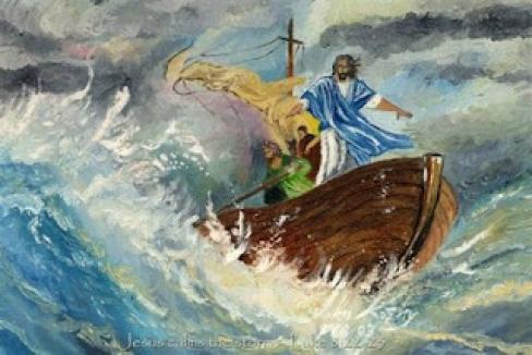 """Nenozīmīga Baznīca ar stipru tendenci pilnībā izzust. """"Tad Viņš teica: """"Kāpēc jūs esat tik bailīgi? Vai jums nav ticības? (Mk 4,40)"""